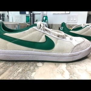 Nike Meadow 16 TXT sneaker Green & White